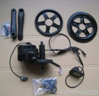 Central motor Kit for DIY bike into ebike