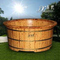 wooden hot tub,outdoor wooden bathtub