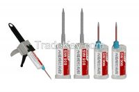 Two components acrylic structural adhesive