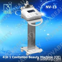 NV-I3 2014 nova HOT SALE 4 in 1 RF and vacuum cavitation liposuction e