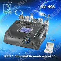 NV-N96 6 in 1 Diamond Dermabrasion , diamond peeling machine