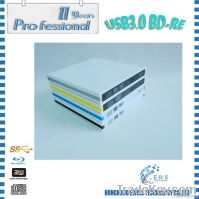 New Design Tray Loading External USB3.0 Blu-ray DVDRW DVD Burner Drive
