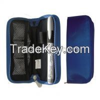 Diabetes Insulin Pen Cooler Pocket - for insulin Pen, Syringes & test kits with 1x ice gel pack included