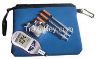 Neoprene Diabetic Insulin/medicine Cooler Pouch-- Ice Mat Included