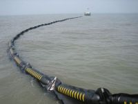 Inflactable rubber dam,oil containment booms