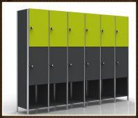 High Pressure Laminate Lockers for School