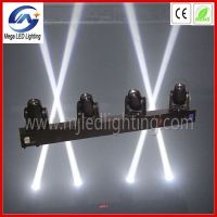 4in1 Luminus White LED 100W LED Moving Beam Head Light