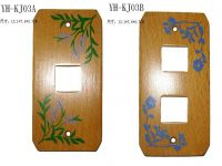 Wooden Switch Plate