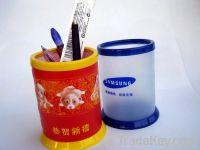 Wholesale design PP pen container for desktop