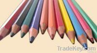 jumbo plastic pencil- 12colors