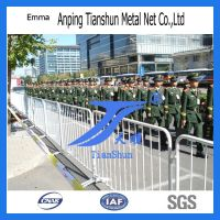Crowd Control Temporary Barriers Fence