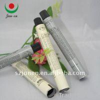 Aluminum collapsible cosmetics tube