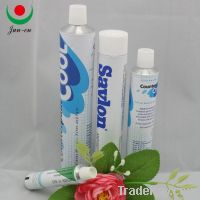 Aluminum pharmaceutical tube