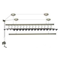 ceiling mounted clothes airer