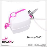 Wholesale airbrush nail painting machine  kit BDA60001