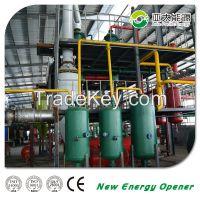 hot sale!!! waste plastics recycling equipment, pyrolysis plant, waste plastics to oil