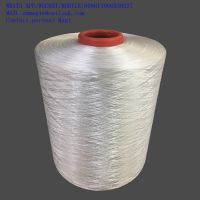 PP POLYPROPYLENE YARN 300D-1800D RAW WHITE