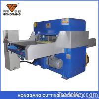 auto feeding hydraulic die cutting machine