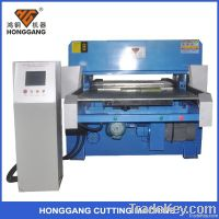auto feeding hydraulic die cutting machine
