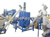 Flake Recycling Line
