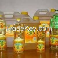 Refined Sunflower Oil & Pure Cooking Oil