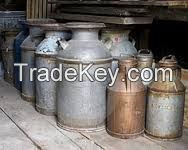 Best Selling Dairy Supplies Milk Cans