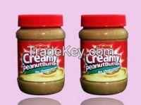 Jam Sauce glass bottle Peanut Butter
