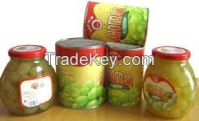 Top Quality Sweet Juicy canned grape