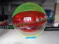 Hotselling inflatable walking on water balls, inflatable water ball