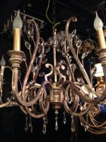popular sale silver crystal chandelier 036-1456-PL S