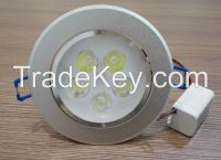 SWIN Expert manufacturer of LED Ceiling Light 5W  led spotlight LED White Spotlight,ceiling spotlight  Dimmable/Undimmable