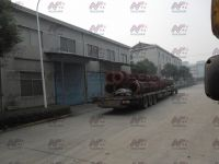 pre-stressed concrete pile mould spinning machine