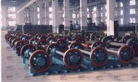 prestressed concrete spun pile production equipment
