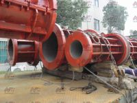 concrete electric pole mould