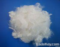 1.5D*51MM solid polyester staple fiber