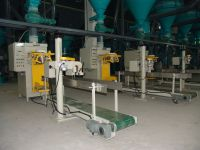 Screw Feeder Open Mouth Bag Filling Machine