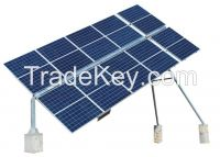 Self Adaptive Solar-Tracking System