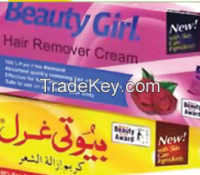 Beauty Girl Hair Removal Cream