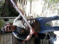 Old Sword Samurai Japan