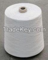 cheap staple fiber polyester yarn