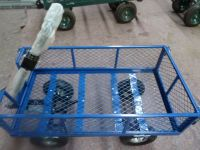 Garden Cart, Can be Used for Holding Flowerpot, with 320kg Loading Capacity