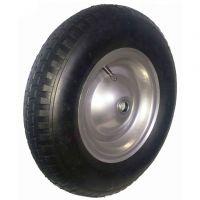 4.8/4.00-8 pneumatic tire rubber wheel for hand truck, wheelbarrow, garden cart, trolley