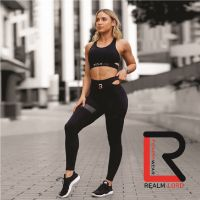 Female Tights, Leggings and Sports Bra, Fitness wear