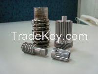 custom made precision worm and wheel  for reducer