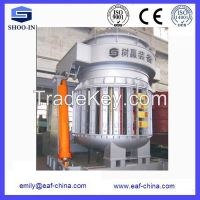 high capacity Medium frequency induction furnace, induction smelting furnace, electric furnace, industrial furnace