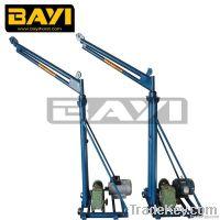 Winch Crane Mini Electric Crane 300KG 400KG