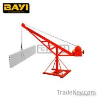 Stone Lifting Mini Crane / Stationary Hoist Crane /General Cargo Crane