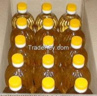 Refined Sunflower Oil and