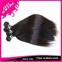 TENA perfect straightness virgin MALAYSIAN remi human hair for salon