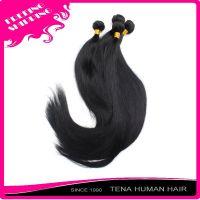 TENA exclusive single donor PERUVIAN STRAIGHT human hair
